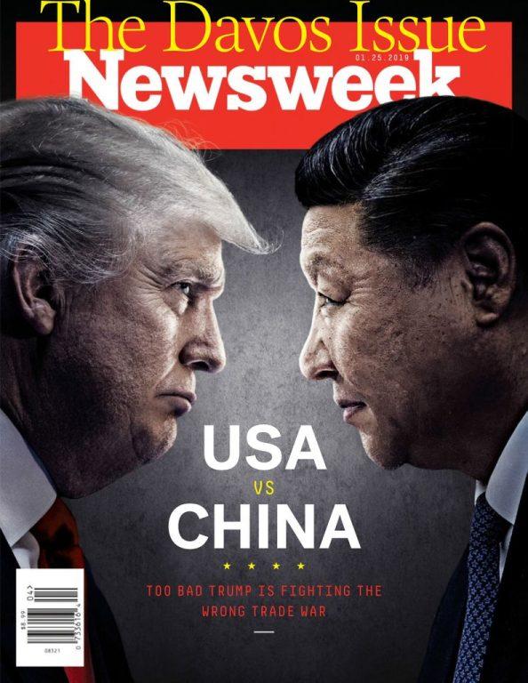 Newsweek USA – January 25, 2019