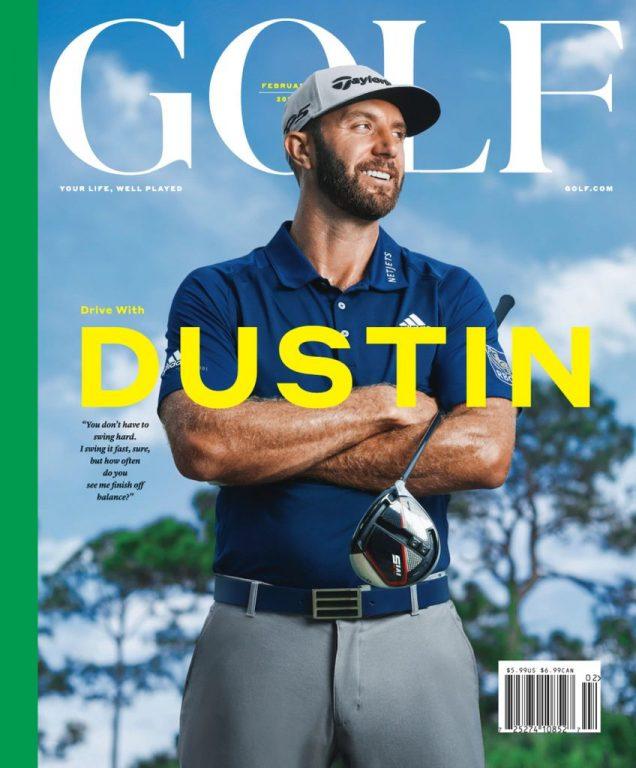 Golf Magazine USA – February 2019