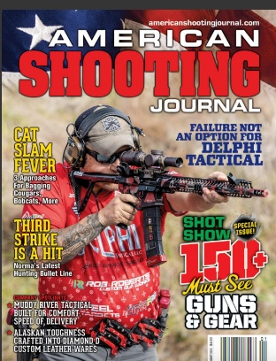 American Shooting Journal – January 2019
