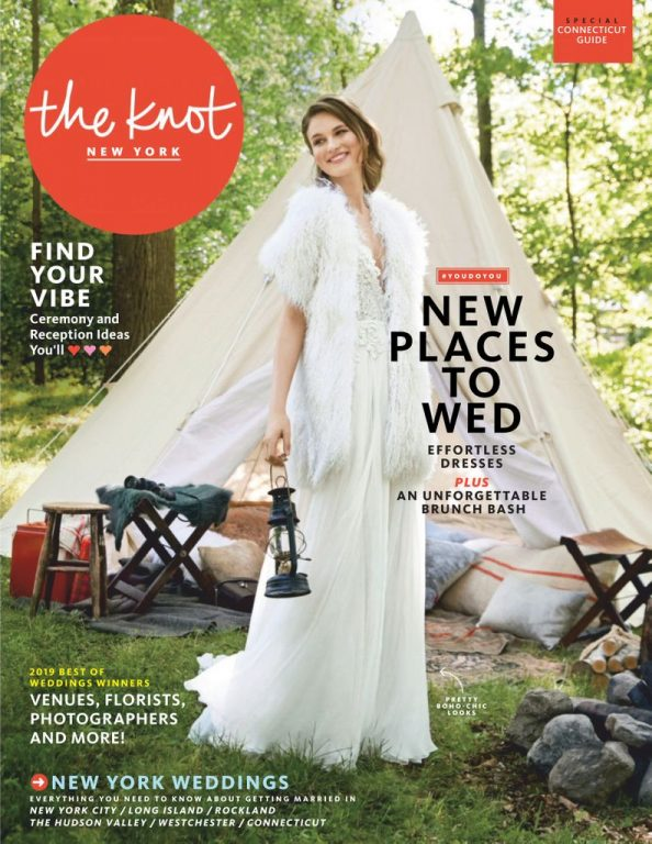 The Knot New York Metro Weddings Magazine – January 2019