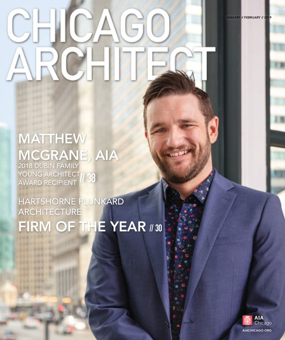 Chicago Architect – January-February 2019