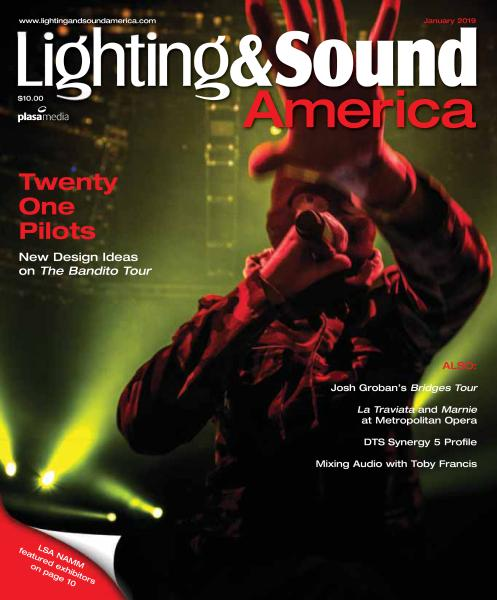Lighting & Sound America – January 2019