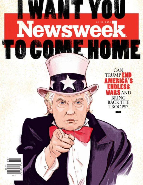 Newsweek USA – January 18, 2019