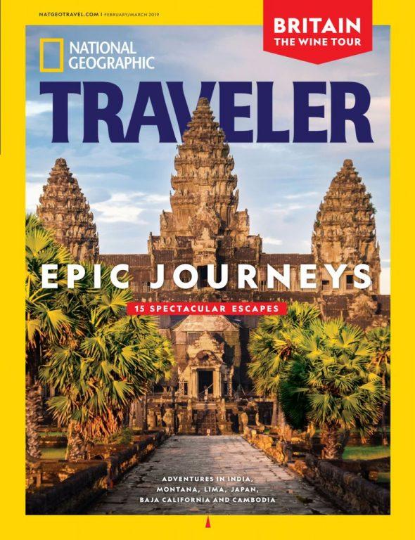 National Geographic Traveler USA – February 2019