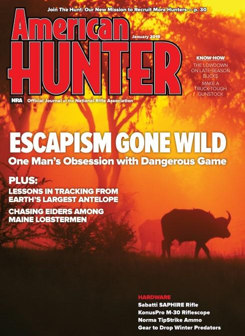 American Hunter – January 2019