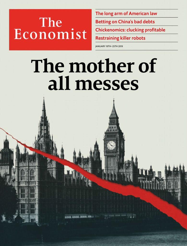 The Economist Latin America – 19 January 2019