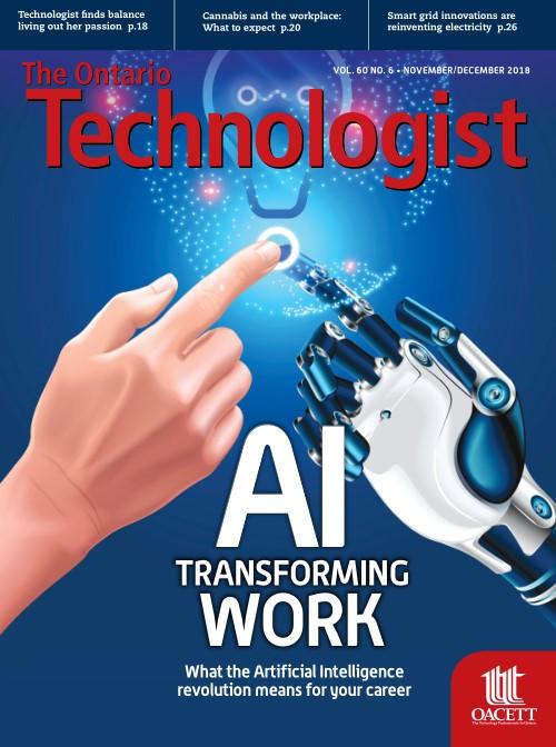 Ontario Technologist – November-December 2018