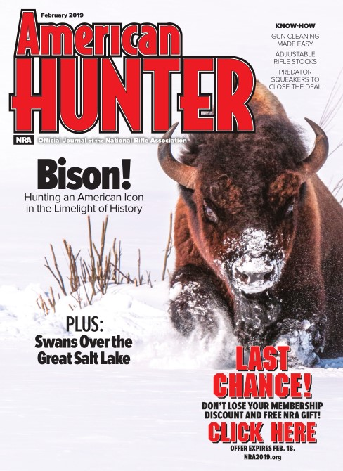 American Hunter – February 2019