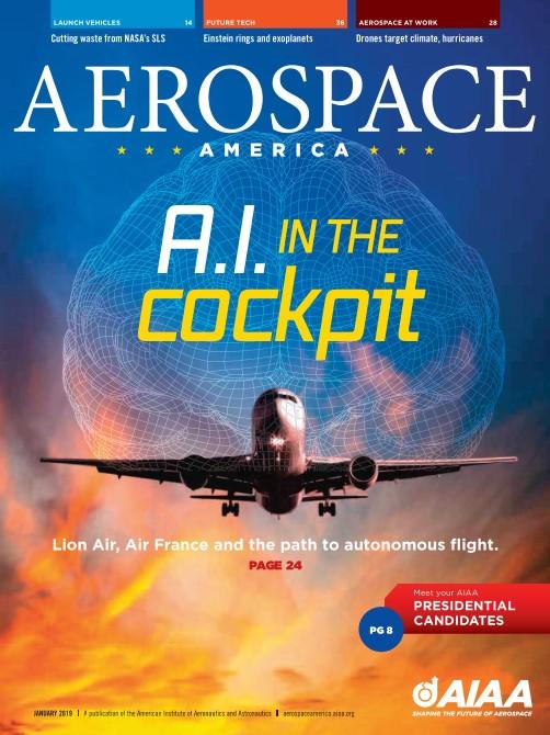 Aerospace America – January 2019