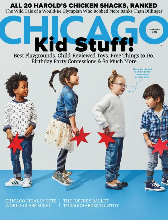 Chicago Magazine – February 2019