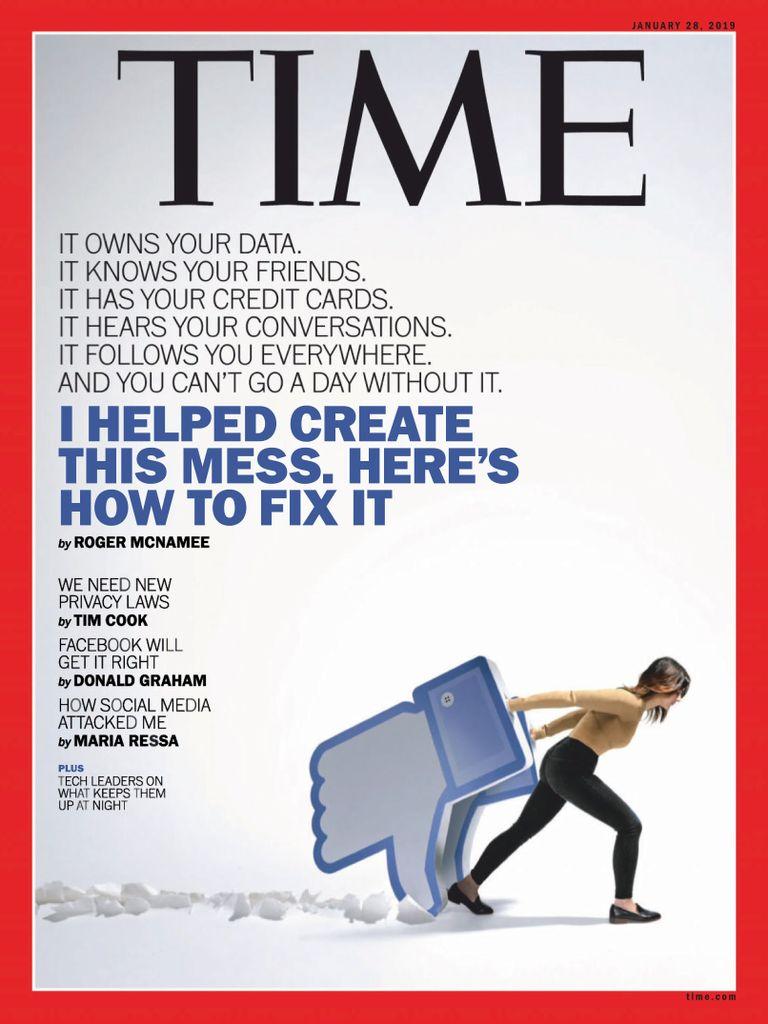 Time USA – January 28, 2019