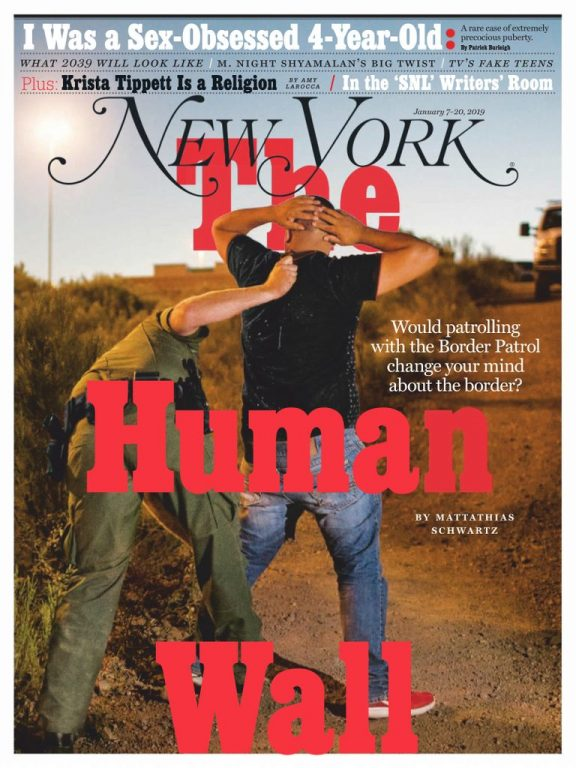 New York Magazine – January 07, 2019