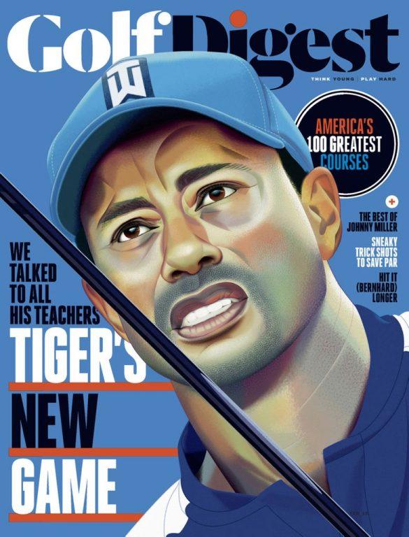 Golf Digest USA – February 2019