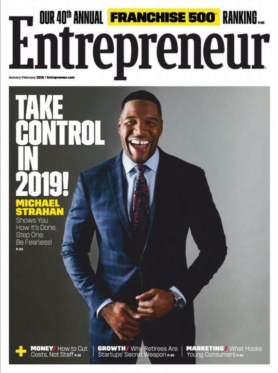 Entrepreneur USA – January 2019