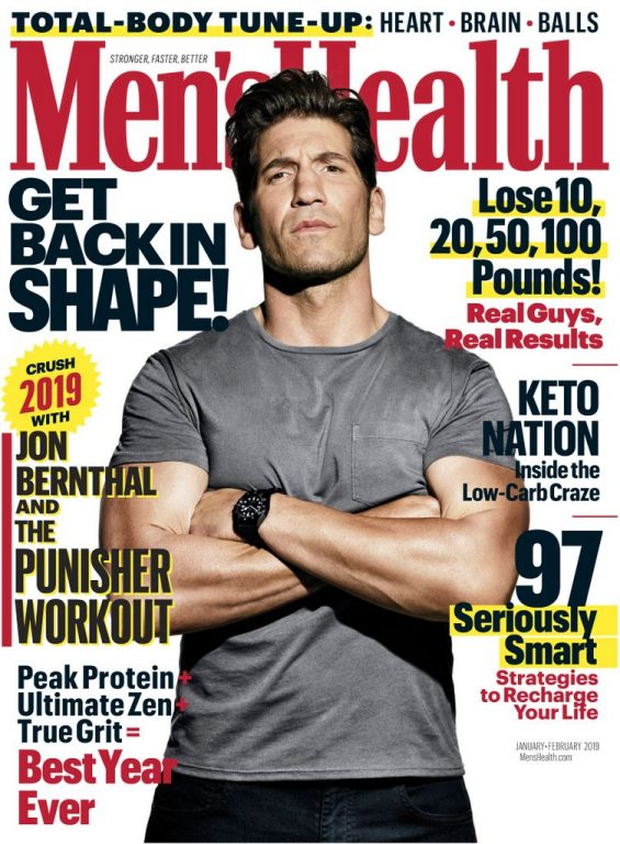 Men's Health USA – January 2019