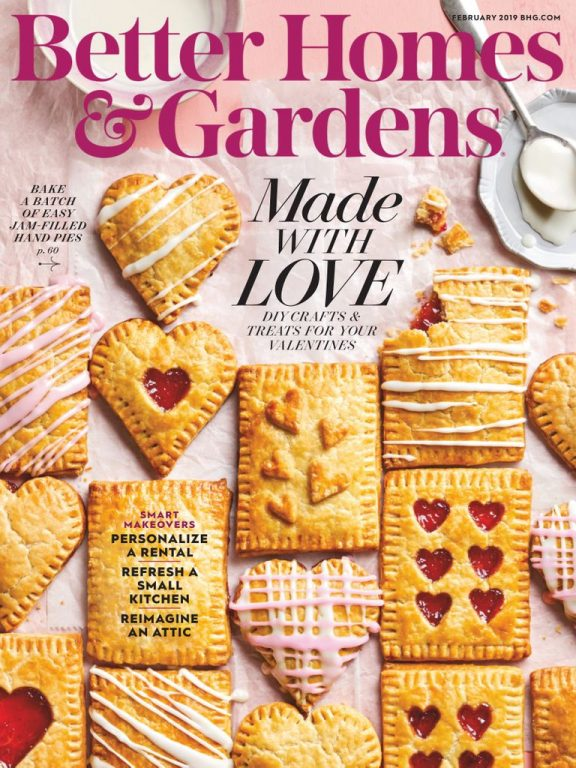 Better Homes & Gardens USA – February 2019