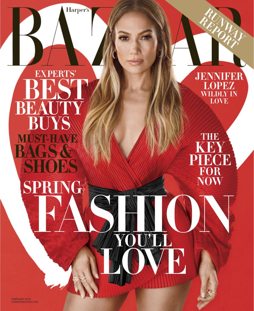 Harper's Bazaar USA – February 2019