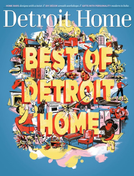 Detroit Home – December 2018-January 2019