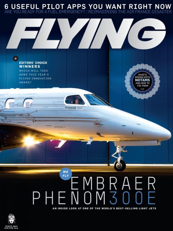 Flying USA – January 2019