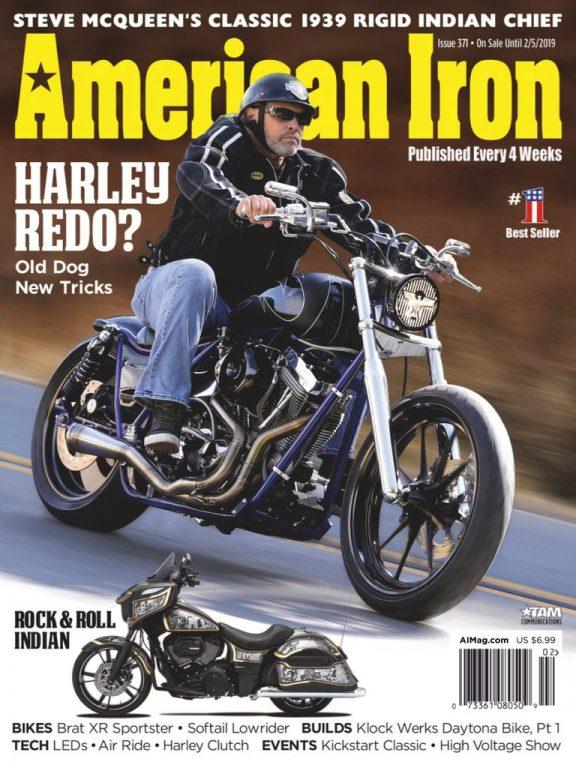 American Iron Magazine – December 2018