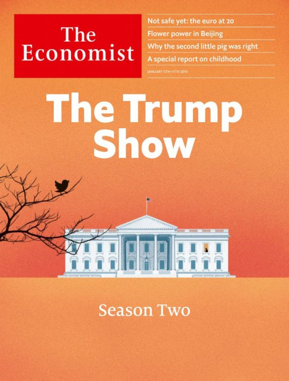 The Economist Latin America – 05 January 2019