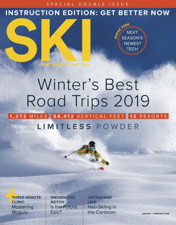Ski USA – January 2019