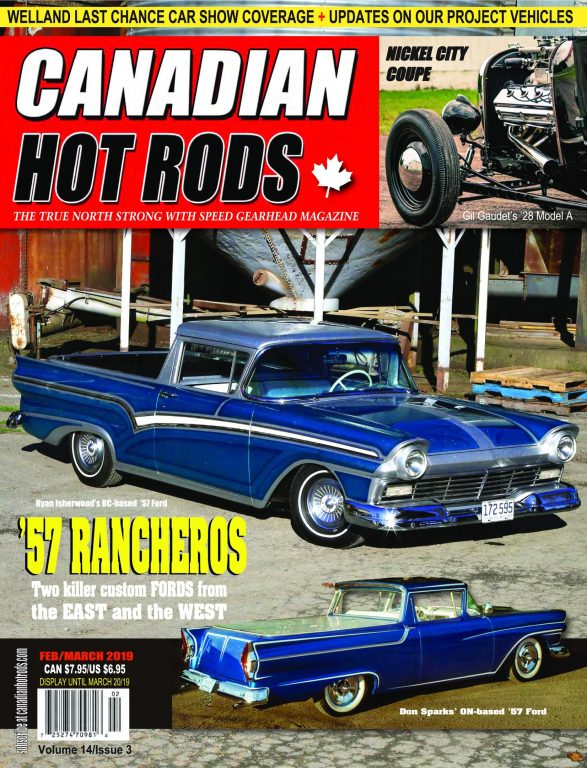Canadian Hot Rods – February 2019