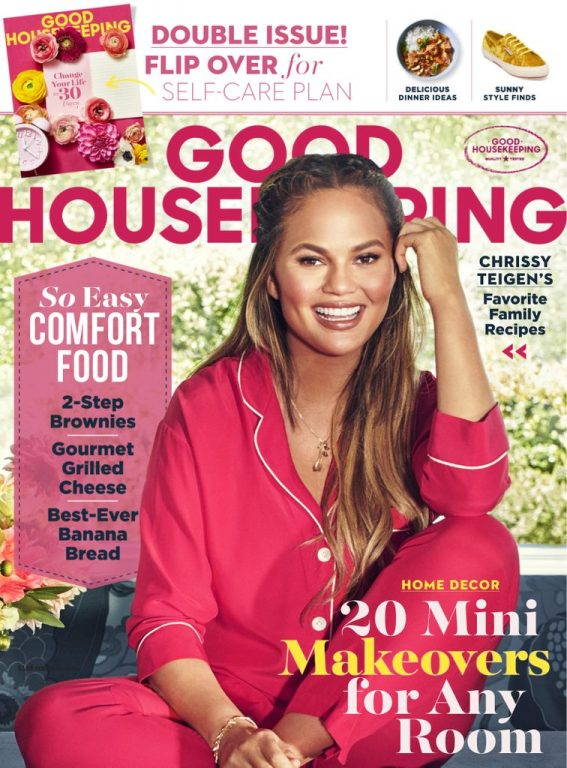 Good Housekeeping USA – February 2019