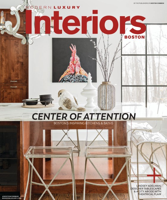 Modern Luxury Interiors Boston – October 2018