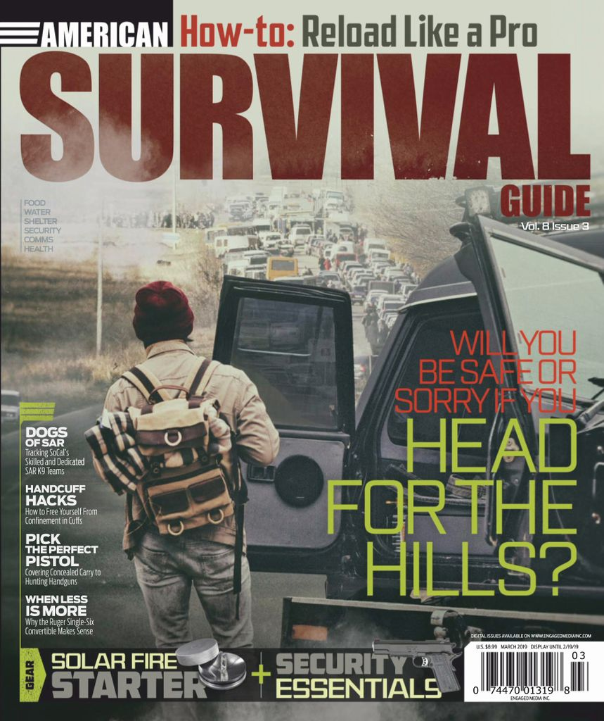 American Survival Guide – March 2019