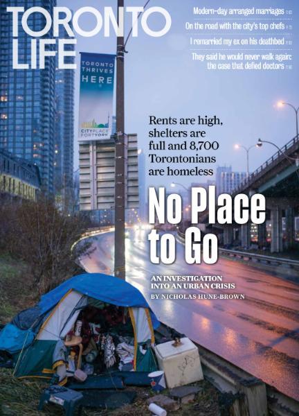 Toronto Life – February 2019