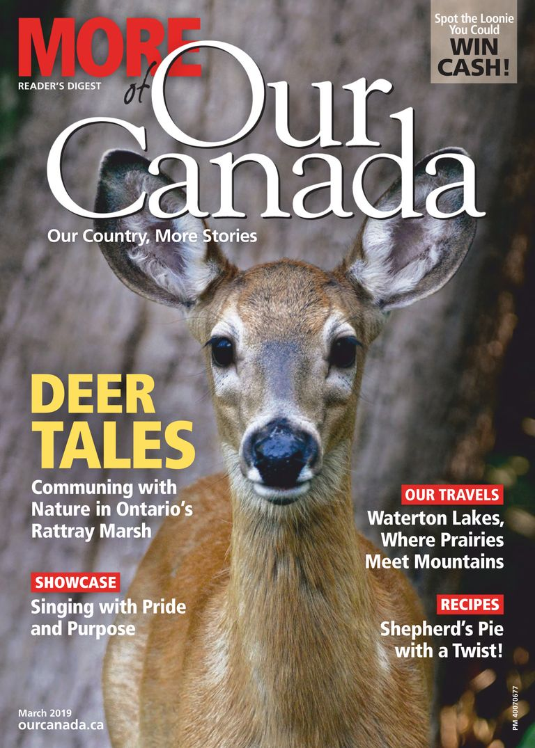 More Of Our Canada – March 01, 2019