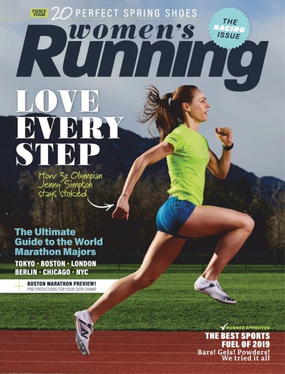 Women's Running USA – March 2019