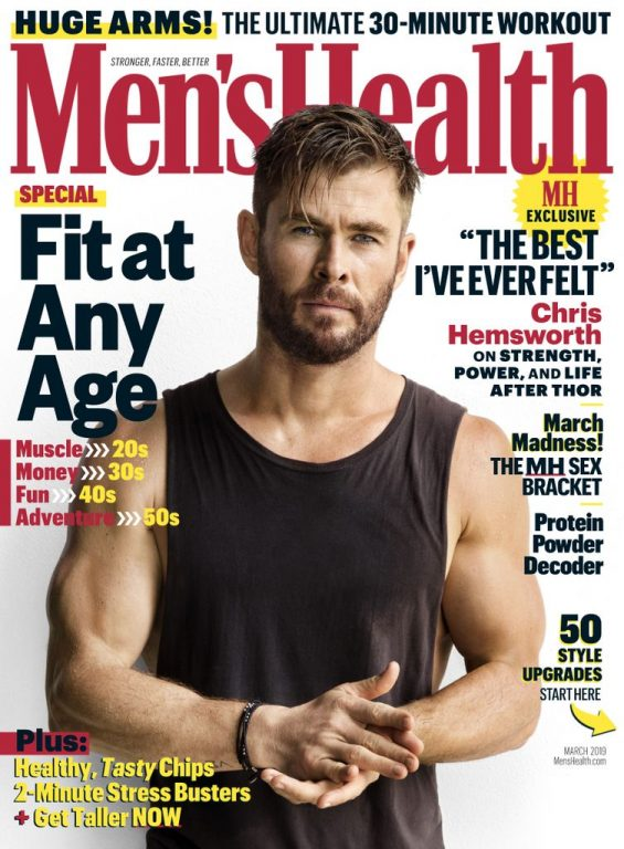 Men's Health USA – March 2019