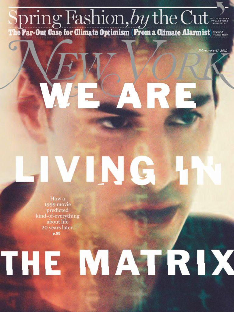 New York Magazine – February 04, 2019