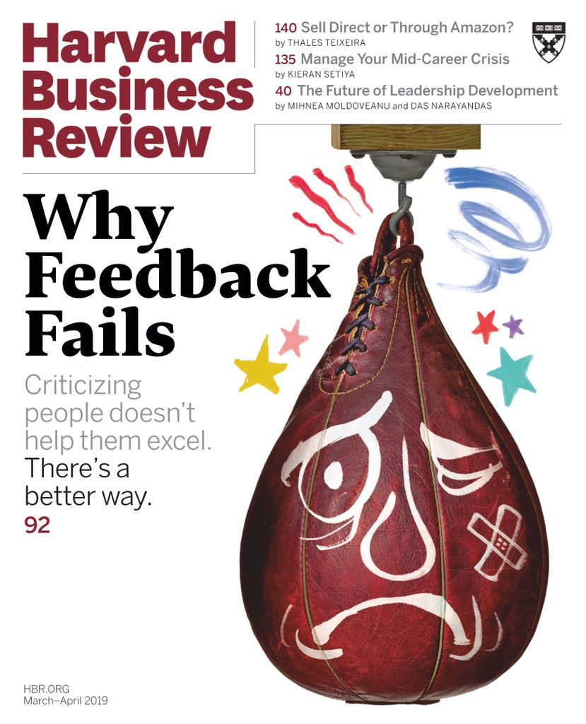 Harvard Business Review USA – March-April 2019