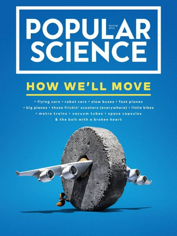 Popular Science USA – February-March 2019