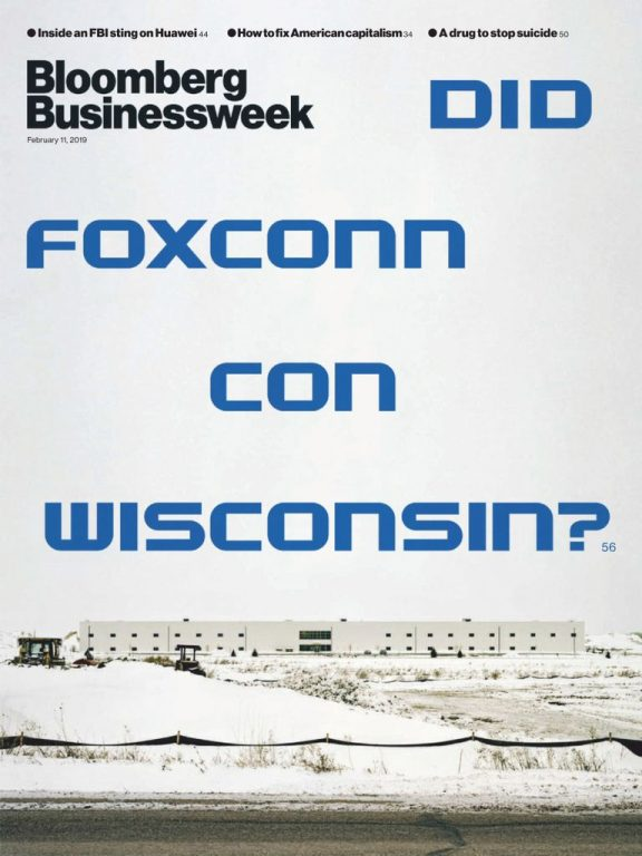 Bloomberg Businessweek USA – February 11, 2019