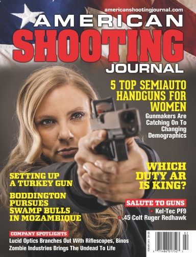 American Shooting Journal – February 2019