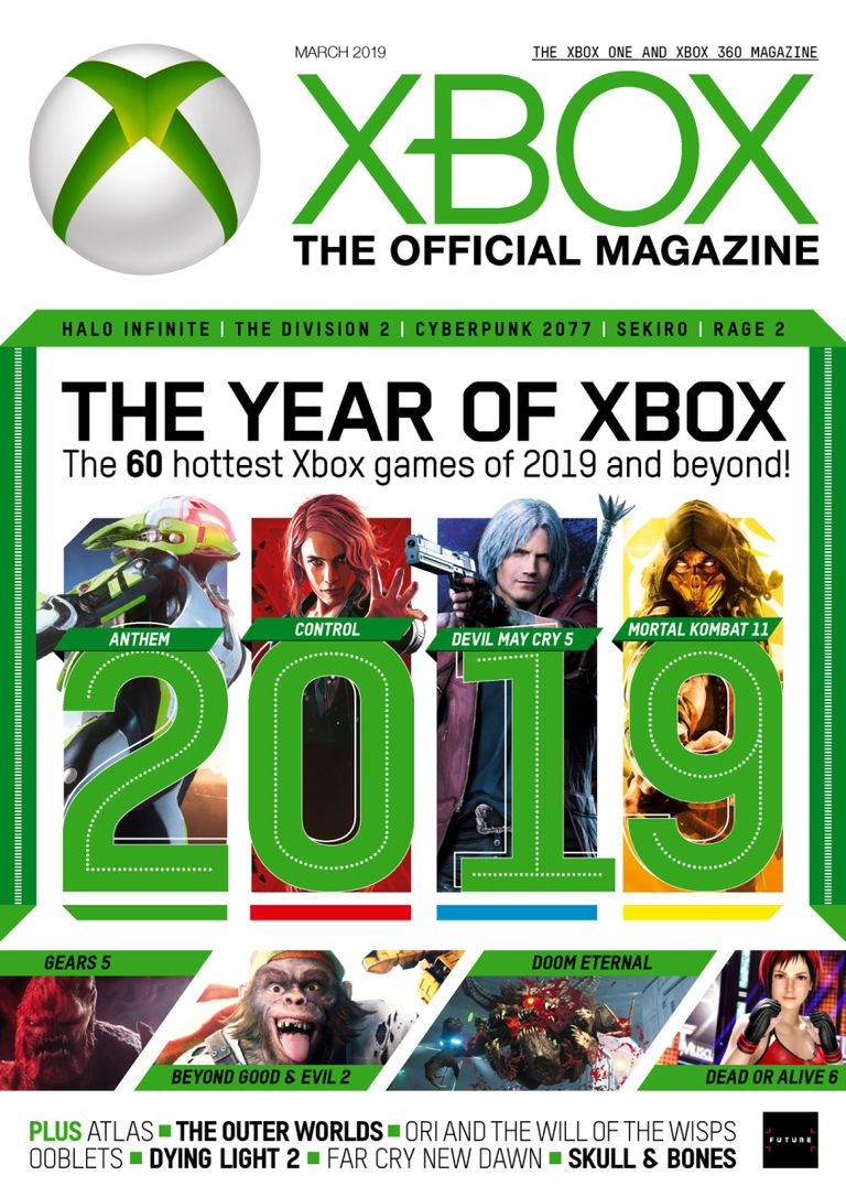 Official Xbox Magazine USA – March 2019