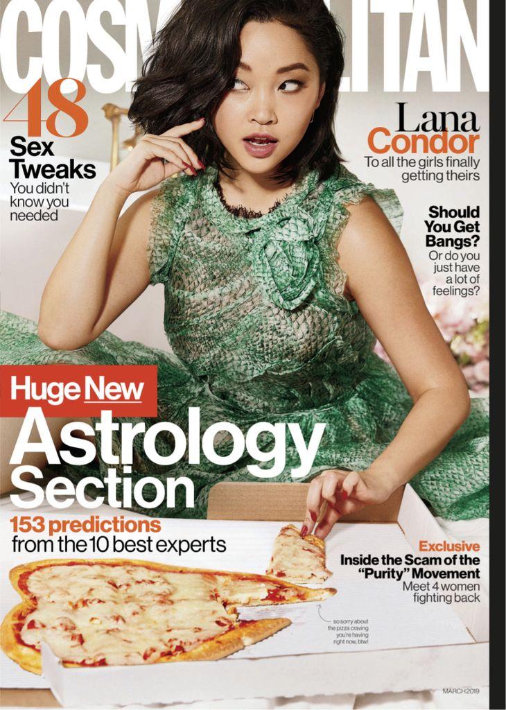 Cosmopolitan USA – March 2019