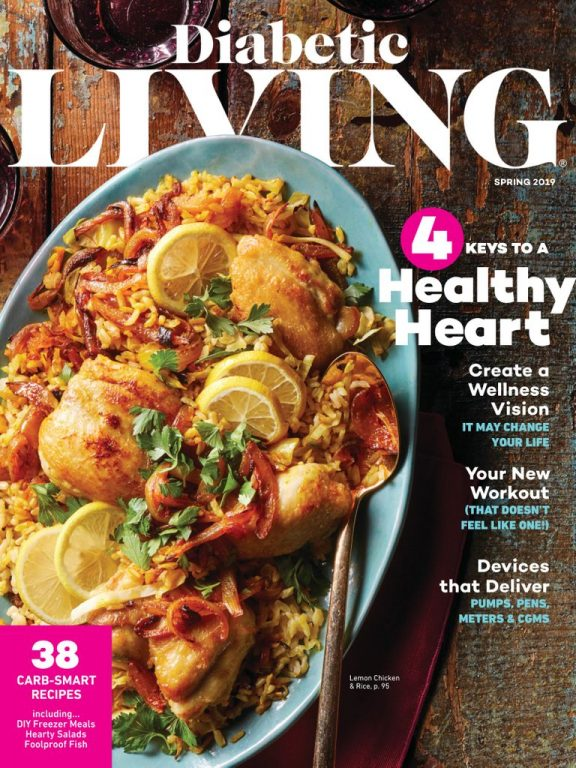 Diabetic Living USA – February 2019