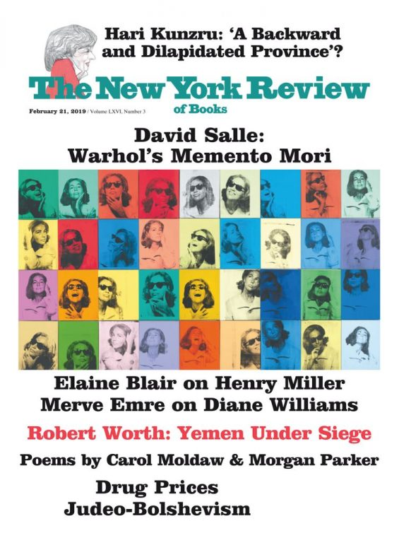 The New York Review Of Books – February 21, 2019