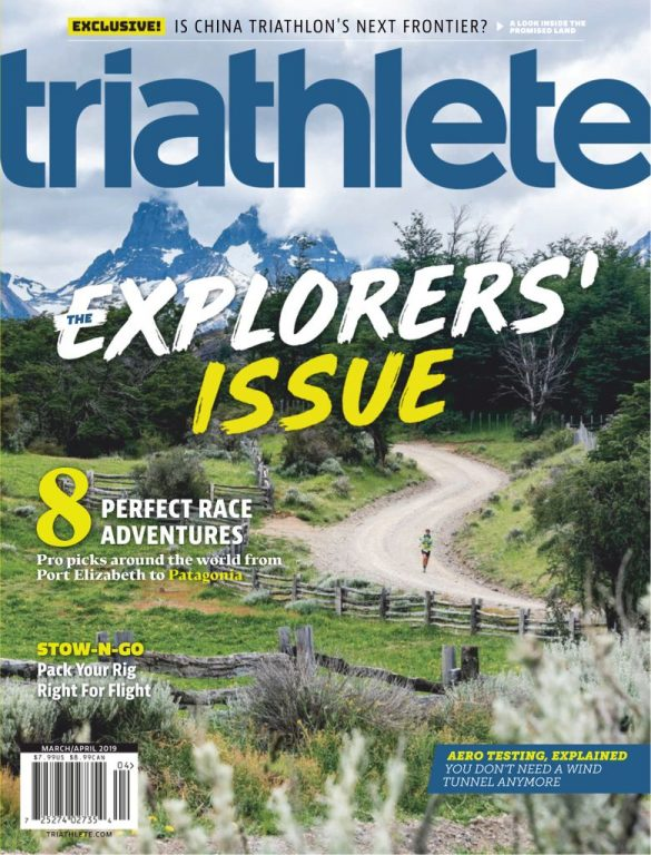 Triathlete USA – March 2019