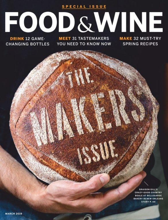 Food & Wine USA – March 2019