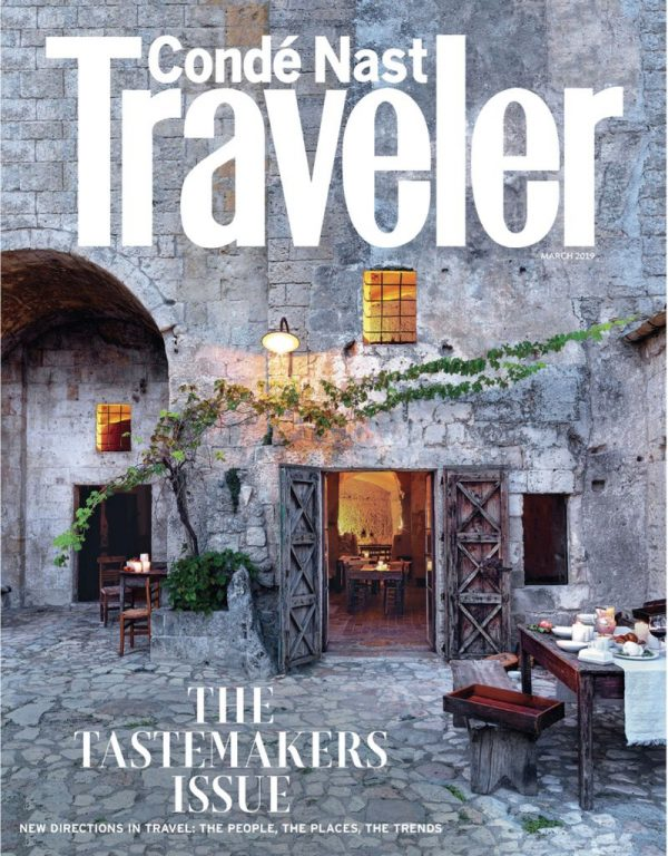 Conde Nast Traveler USA – March 2019