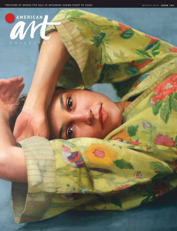 American Art Collector – March 2019