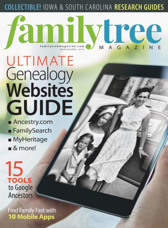 Family Tree USA – February 2019