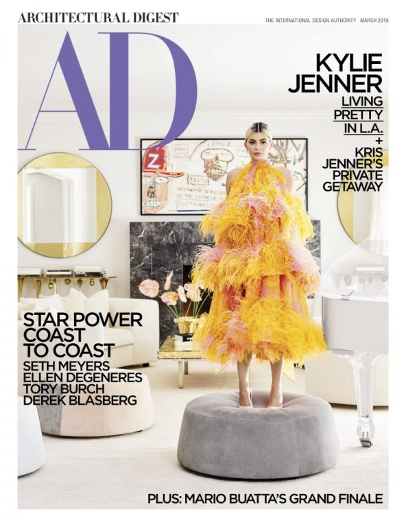 Architectural Digest USA – March 2019