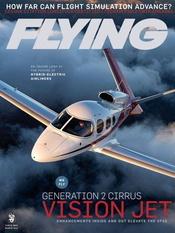 Flying USA – February 2019